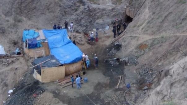 seis muertos en mina.
