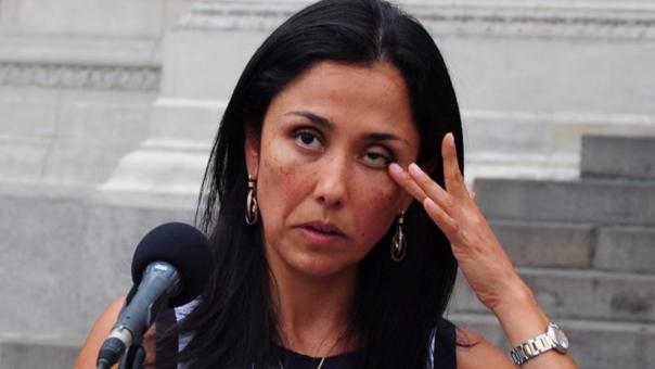 Nadine Heredia afronta un pedido de prisión preventiva. Previamente tuvo impedimento de salida del país y actualmente tiene comparecencia restringida: debe informar sobre sus movimientos.