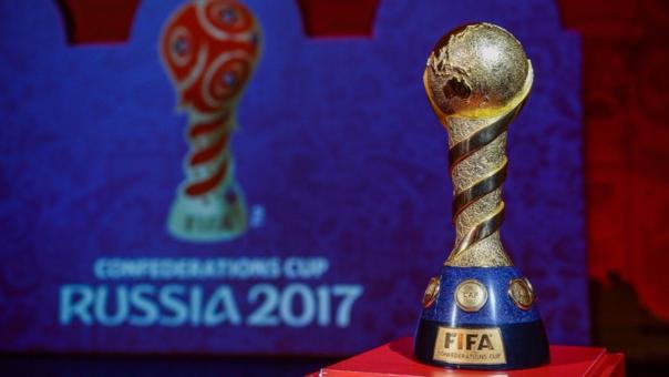 Copa Confederaciones Rusia 2018