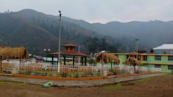 lluvias en Kañaris