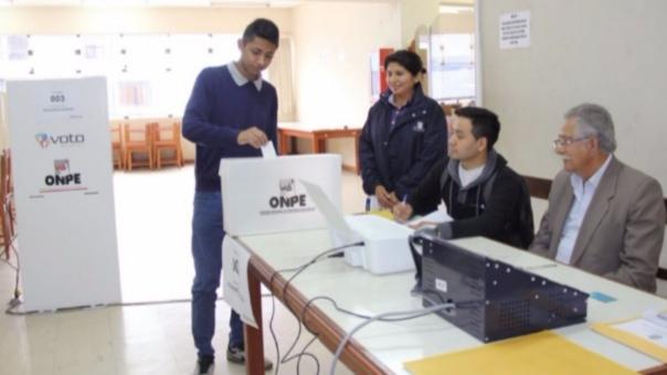 Las elecciones y su sistema podrían cambiar desde el año 2021.