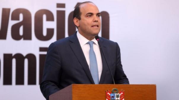 El presidente del Consejo de Ministros, Fernando Zavala, anunció la aprobación de los primeros decretos legislativos para acelerar la inversión pública.