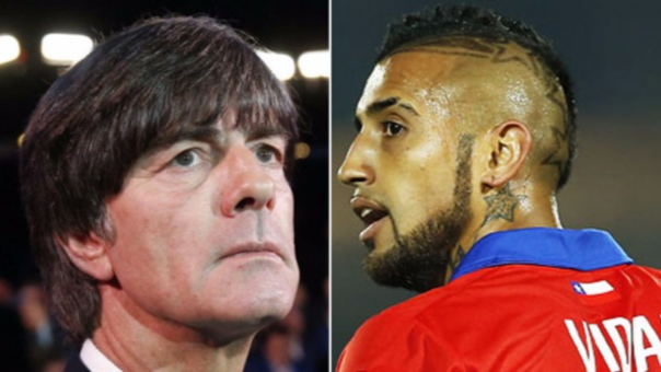 "Joachim Löw sobre Chile: ""Pertenece a la elite del fútbol mundial"""