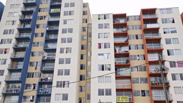 A octubre del presente año, los préstamos hipotecarios, expresados en soles, totalizaron S/ 38,322 millones.