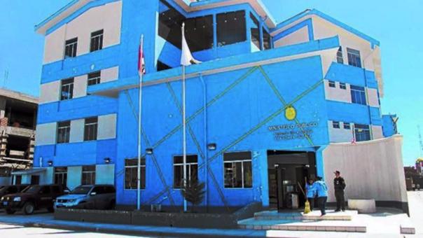 San Román cuenta con una sola Fiscalía de Prevención del delito.