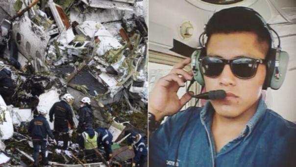 Tumiri contó detalles sobre cómo sobrevivió al accidente que dejó 75 muertos.