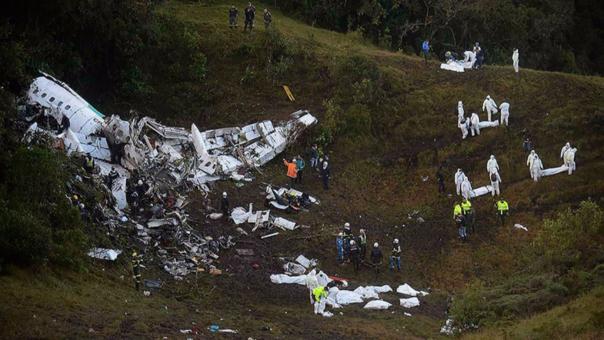 Solo sobrevivieron 6 de las 81 personas que abordaron el avión en Santa Cruz, Bolivia.