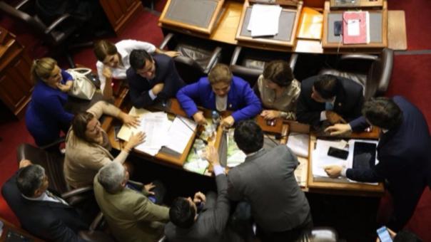 El Legislativo aprobó por mayoría el dictamen de la ley de presupuesto.