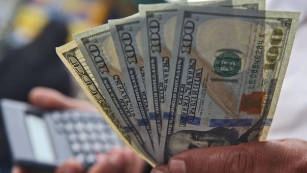 La moneda estadounidense abrió a la baja.