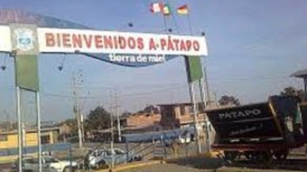 Distrito de Pátapo