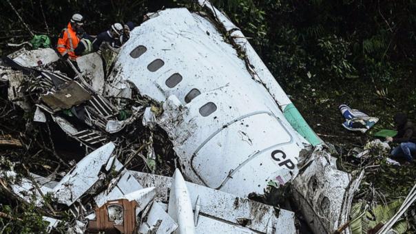 Las autoridades colombianas siguen investigando los detalles y las causas del accidente.