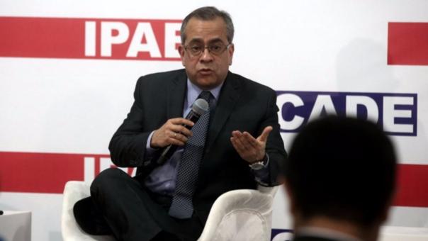 Saavedra respondió a la decisión del Congreso de interpelarlo.