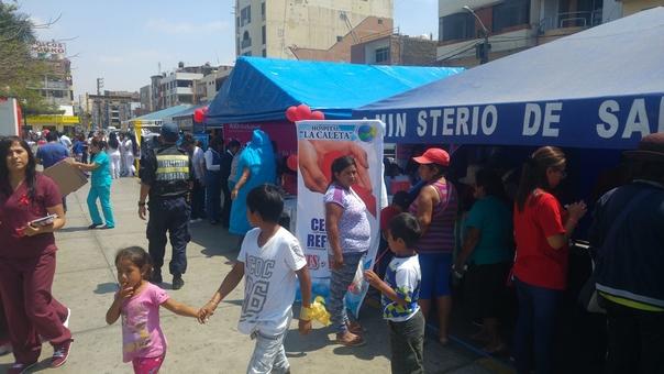 Campaña en el Día Mundial de Lucha Contra el Sida