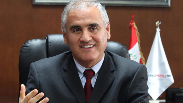 García Rosell se desempeñó hasta marzo de este año como CEO del Grupo Wiese y forma parte de Petroperú actualmente.