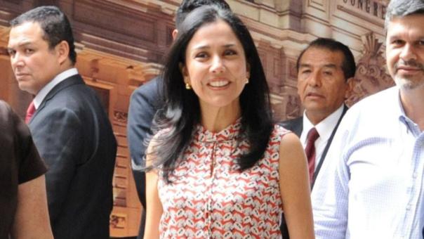 Nadine Heredia denunció presión política en su caso.