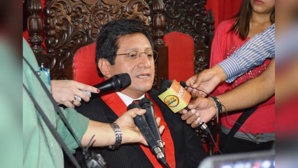 Gustavo Álvarez Trujillo aseguró que trabajará con absoluta confianza