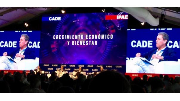 Thorne señaló que el desafío es claro, reactivar la economía.