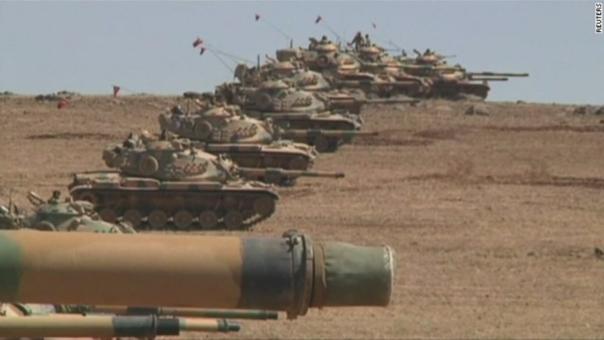 Turquía teme que la liberación de la ciudad iraquí de Mosul (a 170 kilómetros de su frontera) provoque que el Estado Islámico gane terreno cerca a su territorio y que las milicias kurdas se asienten en la zona.