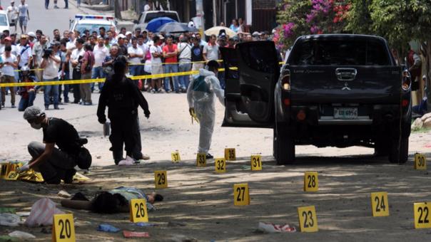 Resultado de imagen para criminalidad en guatemala