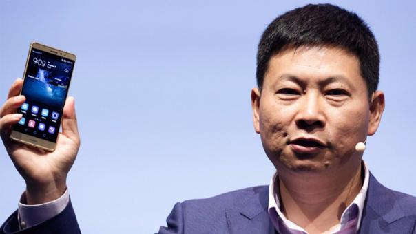 Yu trabaja en la multinacional china desde 1993.