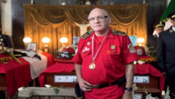 Comandante Julio Coz Vargas