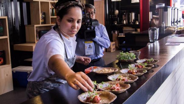 La cocina peruana, la mejor del mundo por quinto año consecutivo.