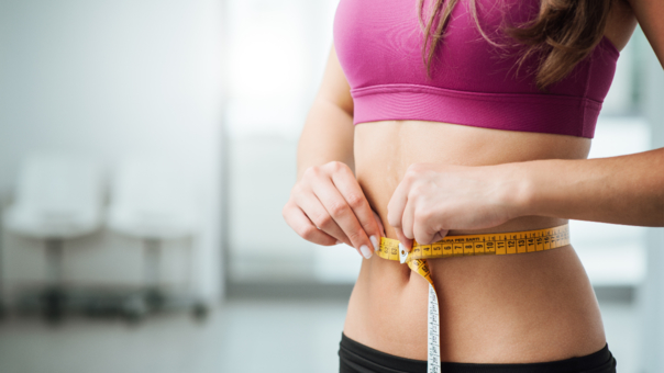 Usar fajas te ayudan a bajar de peso