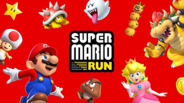 Super Mario Run llegará al mercado el 15 de diciembre y costará 9.99 dólares.