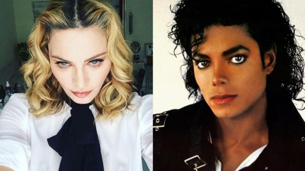 Madonna confesó affaire con Michael Jackson