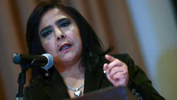 Ana Jara se desempeñó como presidenta del Consejo de Ministros desde el 22 de julio de 2014 hasta que fue censurada por el Congreso el 30 de marzo de 2015.