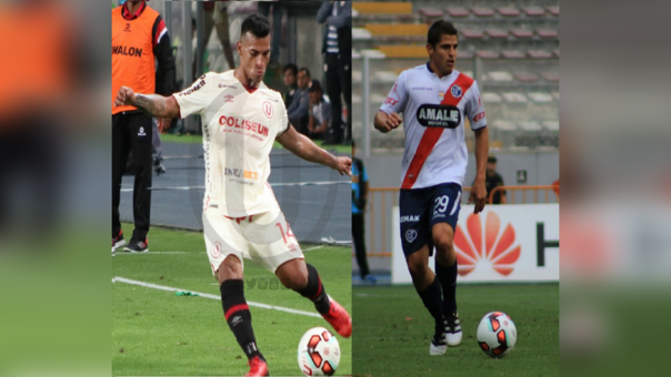 Universitario vs Municipal: cremas arribaron a Trujillo
