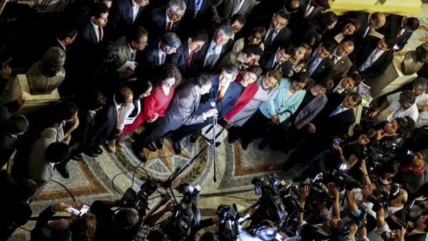 La bancada de Fuerza Popular anunció que presentará una moción de censura contra el ministro Jaime Saavedra.
