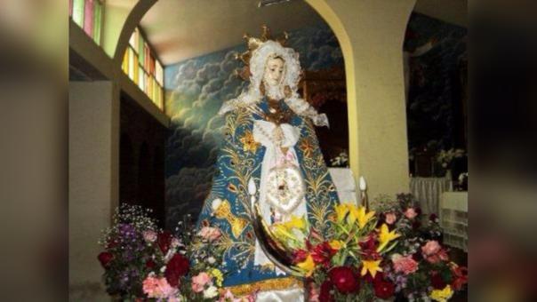 Santísima Virgen de los Dolores