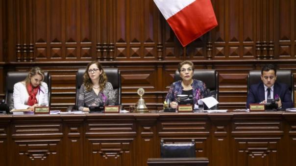 La compra fue hecha durante la gestión del Congreso de Luz Salgado.
