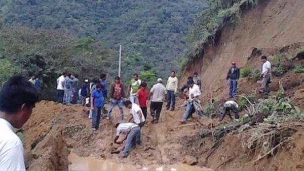Fuertes lluvias empiezan a causar estragos en la selva puneña.