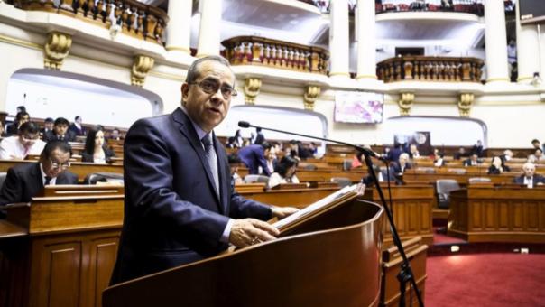 Jaime Saavedra sería el primer ministro de PPK en ser censurado.