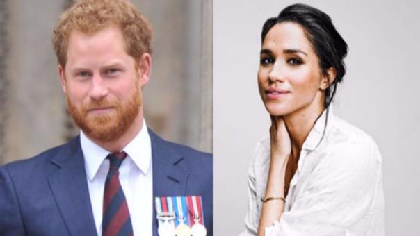 Príncipe Harry y Meghan Markle mantienen una relación sentimental desde hace unos meses.