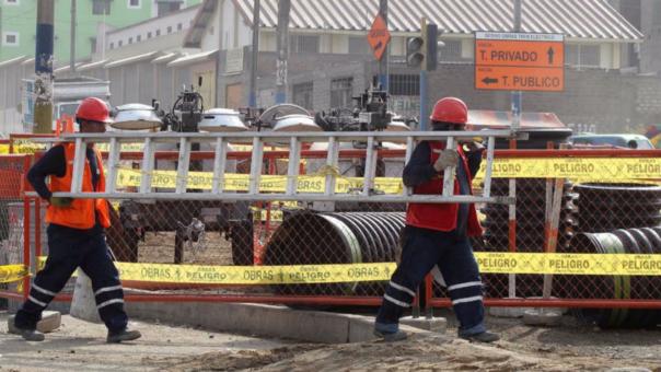 La construcción y la manufactura se contraerán hacia el cierre del año.