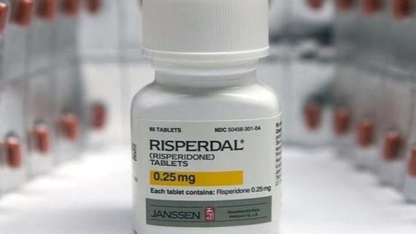 El Risperdal circula en tabletas de distintas denominaciones.
