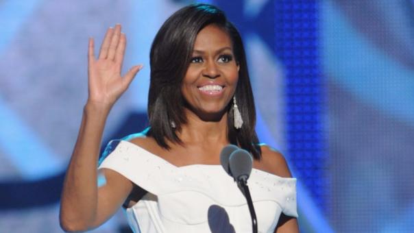 Michelle Obama dio la que posiblemente sea su última entrevista como primera dama.