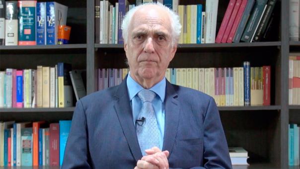 Marcial Rubio es el rector de la PUCP.