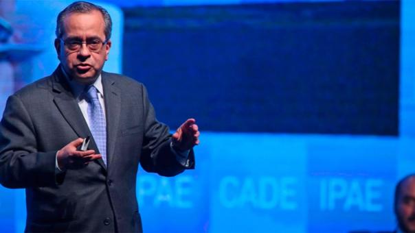 Jaime Saavedra fue censurado por votos de Fuerza Popular y del Apra.