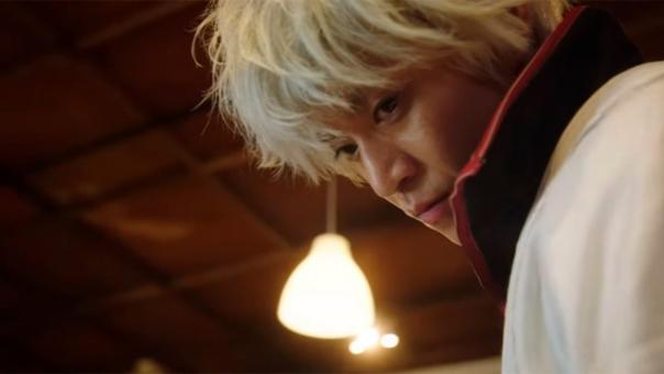 Gintama: lanzan primer teaser del live-action filme