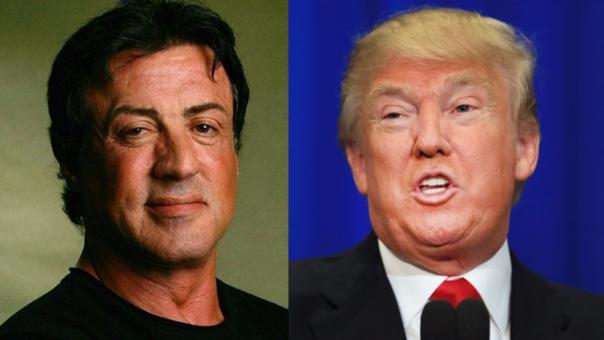 Donald Trump: Sylvester Stallone rechazaría trabajo en su gobierno