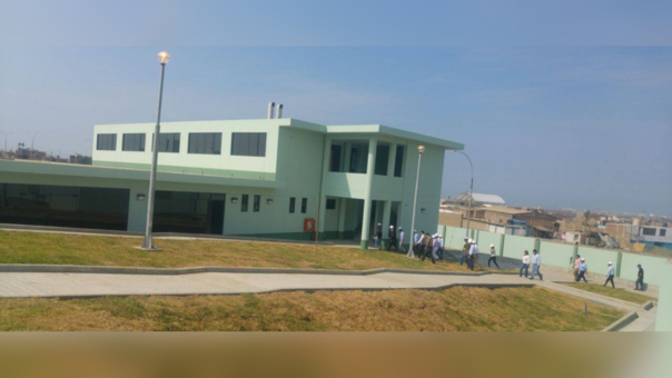 Escuela de Suboficiales de la Policía Nacional en Trujillo