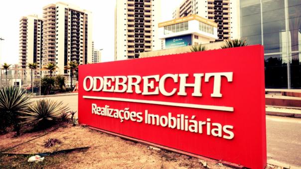 La red de corrupción de Odebrecht llegó al Perú.