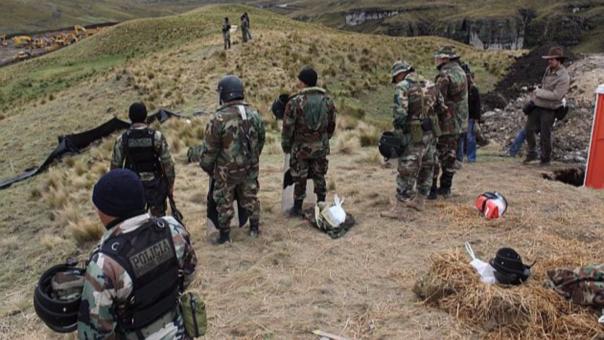 Gobierno declara estado de emergencia en la provincia de Chumbivilcas