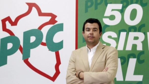 Alonso Navarro, nuevo presidente del PPC.