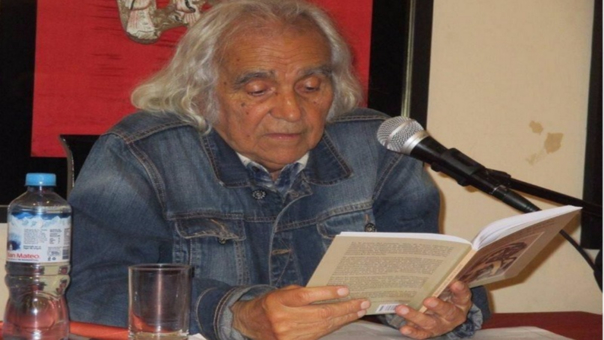 Poeta Arturo Corcuera