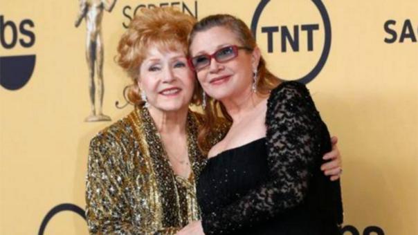 HBO estrenará revelador documental sobre Carrie Fisher y Debbie Reynolds